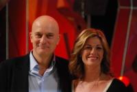 Vanessa Incontrada, Claudio Bisio - Milano - 12-01-2010 - Sanremo 2019: torna il duo Incontrada-Bisio?