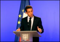 Nicolas Sarkozy - Perpignan - 14-01-2010 - Contate fino a 100 o la gaffe è assicurata