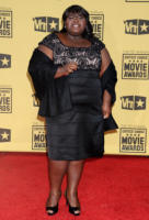 Gabourey Sidibe - Hollywood - 15-01-2010 - Sandra Bullock e Meryl Streep migliori attrici a pari merito ai Critics' Choice Awards