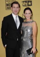Emily Blunt, John Krasinski - Hollywood - 15-01-2010 - Sandra Bullock e Meryl Streep migliori attrici a pari merito ai Critics' Choice Awards