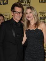 Kevin Bacon, Kyra Sedgwick - Hollywood - 15-01-2010 - Sandra Bullock e Meryl Streep migliori attrici a pari merito ai Critics' Choice Awards