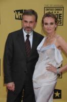 Christoph Waltz, Diane Kruger - Hollywood - 15-01-2010 - Sandra Bullock e Meryl Streep migliori attrici a pari merito ai Critics' Choice Awards