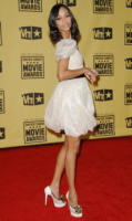 Zoe Saldana - Hollywood - 15-01-2010 - Sandra Bullock e Meryl Streep migliori attrici a pari merito ai Critics' Choice Awards