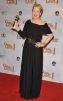 Meryl Streep - Los Angeles - 18-01-2010 - Meryl Streep, pronta per il tappeto rosso degli Oscar