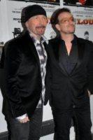The Edge, Bono - Dublino - 07-01-2010 - Jay Z e Bono registrano una canzone per Haiti