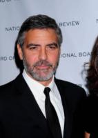 George Clooney - New York - 12-01-2010 - George Clooney al lavoro su un nuovo film