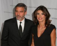 Elisabetta Canalis, George Clooney - New York - 12-01-2010 - George Clooney al lavoro su un nuovo film