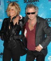 Keith Richards - Los Angeles - 17-10-2009 - Courtney Love vuole toccare il fegato di Keith Richards