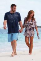 Brad Penny, Karina Smirnoff - Caicos - 22-01-2010 - Karina Smirnoff, problemi nel fidanzamento