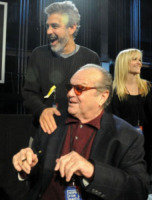 Jack Nicholson, George Clooney - Los Angeles - 22-01-2010 - George Clooney da record raccoglie 57 milioni per Haiti