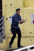 Tom Cruise - Los Angeles - 25-01-2010 - Tom Cruise non ha bisogno della controfigura
