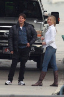 Tom Cruise, Cameron Diaz - Los Angeles - 25-01-2010 - Tom Cruise non ha bisogno della controfigura