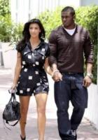 Kim Kardashian, Reggie Bush - Miami - 28-01-2010 - Khloe Kardashian vuole che la sorella Kim torni con Reggie Bush