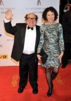 Rhea Perlman, Danny DeVito - Berlino - 30-01-2010 - Anche Mel B divorzia, la classifica delle ex coppie più longeve
