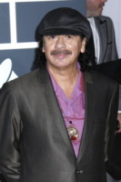 Carlos Santana - Los Angeles - 31-01-2010 - Carlos Santana torna Woodstock
