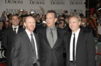Dan Brown, Ron Howard, Tom Hanks - Milano - 08-02-2010 - Dan Brown ancora al cinema