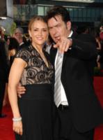 Brooke Mueller, Charlie Sheen - Los Angeles - 21-09-2009 - Charlie Sheen torna a Los Angeles con la moglie