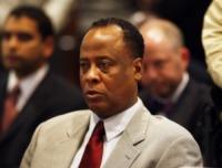 Conrad Murray - Hollywood - 08-02-2010 - Resa pubblica l'autopsia di Michael Jackson