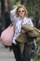 Drew Barrymore - New York - 09-10-2009 - Drew Barrymore furiosa coi paparazzi dopo un incidente