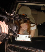 Drew Barrymore - Los Angeles - Drew Barrymore furiosa coi paparazzi dopo un incidente