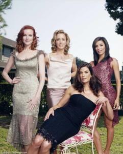 Felicity Huffman, Teri Hatcher, Marcia Cross, Eva Longoria - Los Angeles - 11-02-2010 - Eva Longoria, splendida 44enne: 10 cose che non sai di lei