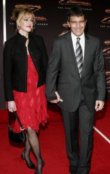 Antonio Banderas, Melanie Griffith - Los Angeles - Melanie Griffith chiede il divorzio da Antonio Banderas