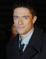 Topher Grace - Londra - 11-02-2010 - Topher Grace debutterà off Broadway in uno spettacolo di Paul Weitz