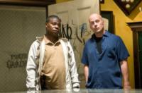 Tracy Morgan, Bruce Willis - 12-02-2010 - Emmy: Tracy Morgan annuncia il fidanzamento dal tappeto rosso