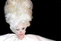Lady Gaga - Londra - 16-02-2010 - Lady Gaga sbanca i BRIT Awards