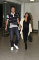 John Terry - Londra - 16-02-2010 - John Terry all'aeroporto con la moglie