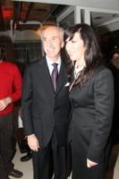 Luigi Pocaterra, Emanuela Aureli - Roma - 17-02-2010 - Maria Monsè festeggia il compleanno a Roma