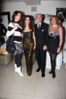 Luigi Pocaterra, Maria Monsè, Janet De Nardis - Roma - 17-02-2010 - Maria Monsè festeggia il compleanno a Roma