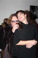 Leopoldo Mastelloni, Elena Russo - Roma - 17-02-2010 - Maria Monsè festeggia il compleanno a Roma