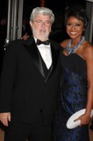 "Mellody Hobson, George Lucas - Hollywood - 18-02-2010 - George Lucas ferma la produzione di Red Tails: ""Dobbiamo rigirarlo"""