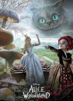 Burton, Helena Bonham Carter, Anne Hathaway, Johnny Depp - 19-02-2010 - Alice attraverso lo specchio: c'è una new entry nel cast