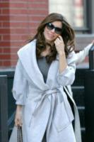 Jessica Biel - New York - 17-02-2010 - Jessica Biel a New York per sostenere la sfilata di Justin Timberlake
