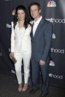 Peter Krause, Lauren Graham - Los Angeles - 22-02-2010 - Le celebrity in coppia che non sapevi fossero... coppie!