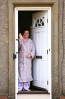 Susan Boyle - Lothian - 23-02-2010 - Star come noi, la mattina resto in pigiama!