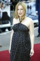 Gillian Anderson - Londra - 31-07-2008 - Le star disegnano per beneficenza