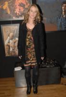 Caterina Guzzanti - Roma - 25-02-2010 - Presentata la terza stagione di Boris