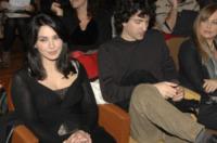 Davide Marengo, Karin Proia - Roma - 25-02-2010 - Presentata la terza stagione di Boris