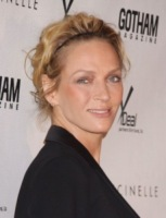 Uma Thurman - New York - 14-10-2009 - Uma Thurman e Jude Law saranno nella giuria del Festival di Cannes con De Niro