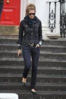 Elle Macpherson - Londra - 26-02-2010 - Il double denim, un must per l'inizio dell'autunno 2013