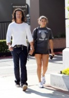 Shawna Craig, Lorenzo Lamas - Beverly Hills - 02-03-2010 - Lorenzo Lamas e' arrivato alla quinta moglie