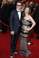Susan Levin, Robert Downey Jr - Los Angeles - 07-03-2010 - Vacanza romantica con il pancione per Robert Downey jr e Susan Levin