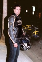 Tom Cruise - Los Angeles - 06-03-2010 - Una bufala l'incidente di moto di Tom Cruise