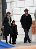 Angelina Jolie, Brad Pitt - Venezia - 04-03-2010 - Brad Pitt sceglie attore comico come partner per nuovo film