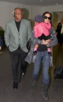 Lakiha Spicer, Mike Tyson - 11-03-2010 - Mike Tyson e' di nuovo padre