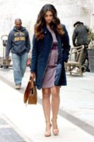 Camila Alves - New York - 11-03-2010 - Camila Alves elegante a New York