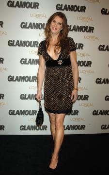 Brooke Shields - New York - 03-11-2005 - Brooke Shields da alla luce il suo secondo figlio
